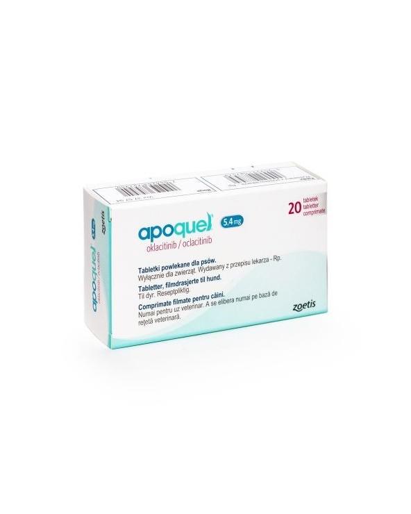 APOQUEL 5,4 mg 20 Comp.
